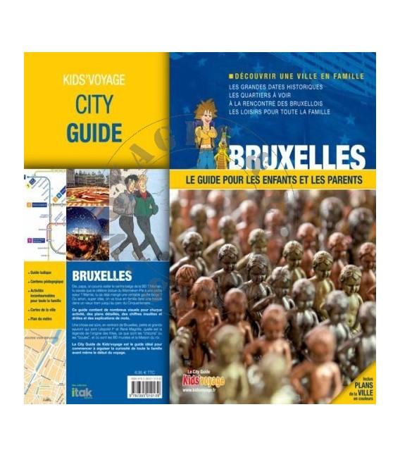 Guide de voyage pour enfant Bruxelles