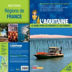Guide de voyage pour enfant Aquitaine