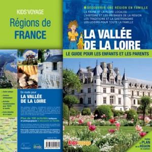 Guide de voyage pour enfant Vallée de la Loire