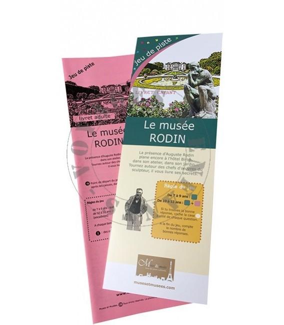 Jeux de piste enfant Musée Rodin - Paris