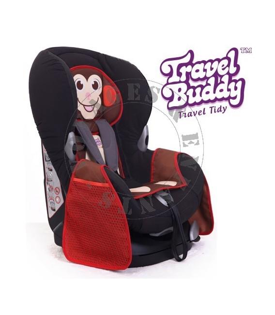Protection de siège auto et rangement