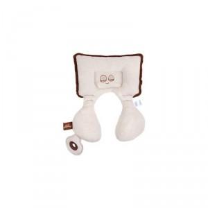 couverture et cale t te pour b b des accessoires pour le sommeil de b b accessoires voyages. Black Bedroom Furniture Sets. Home Design Ideas