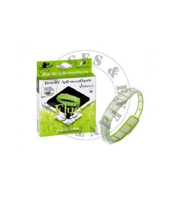 Bracelet anti-moustique et insecte
