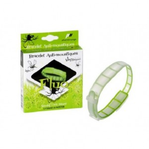 Bracelet anti-moustique phosphorecents