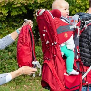 porte bébé de randonnée Voyager S4 Little Life