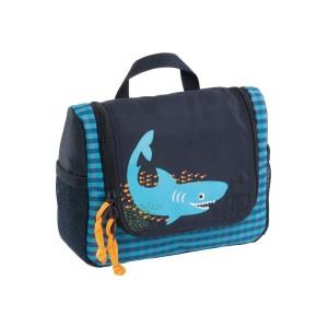 Trousse de voyage enfant requin Lassig
