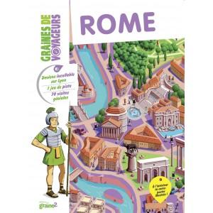 Rome guide voyage enfant Graines 2