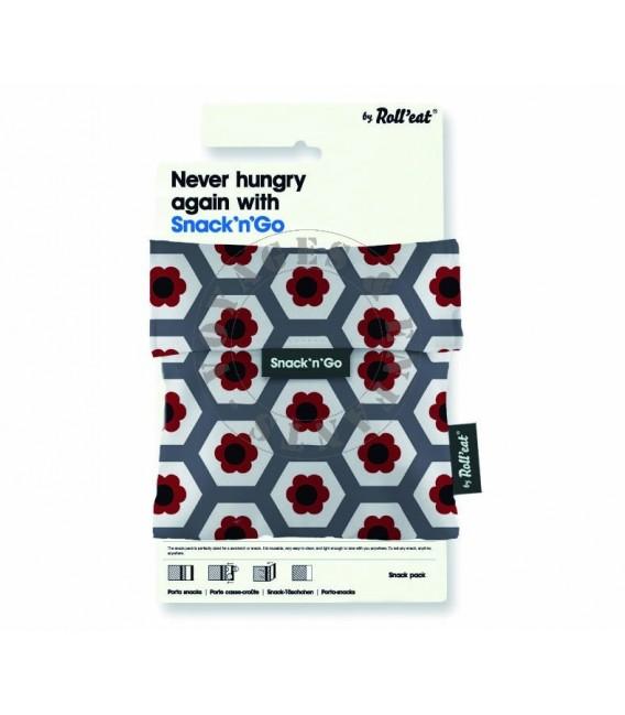Pochette alimentaire réutilisable Snack'n Go