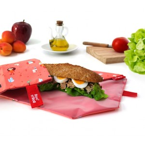 Emballage sandwich réutilisable Boc'n'roll Junior enfant