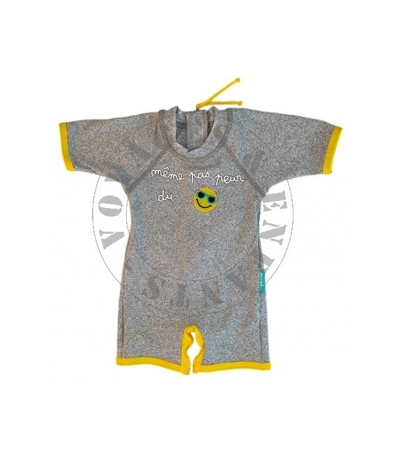 Combinaison / maillot de bain anti-UV griset mayoparasol