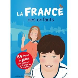 Livre jeu: La France des Enfants