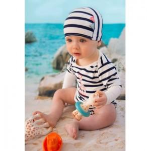 T-shirt anti UV bébé manche longue Croisière