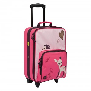 Valise enfant Lassig Biche Little Tree