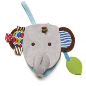 Livre marionette éléphant Skip Hop