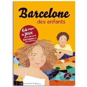 Barcelone des enfants - Livre jeu