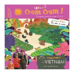Cram-Cram au Vietnam: magazine voyage pour enfants