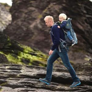 Porte bébé de randonnée Ranger de Little Life