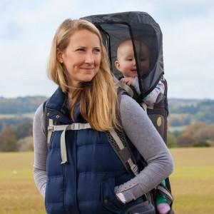 Protection solaire pour porte-bébé Little Life