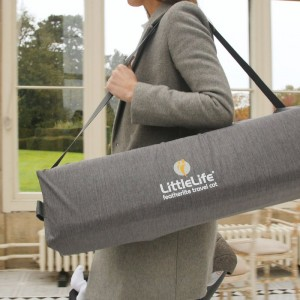 lit parapluie pliable Featherlite voyage bébé