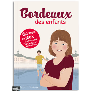 Livre jeu: Bordeaux des Enfants