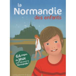Livre jeu: la Normandie des Enfants