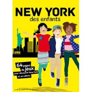 Livre jeu: New York des Enfants
